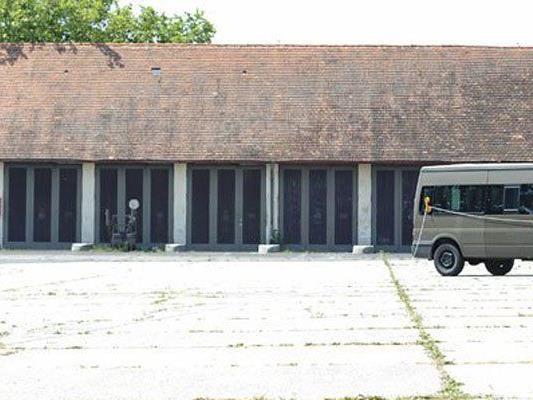 Die Käufersuche für die Martinek-Kaserne geht weiter.