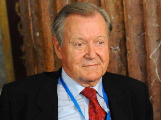 Wallner war auch langjähriger ÖOC-Präsident