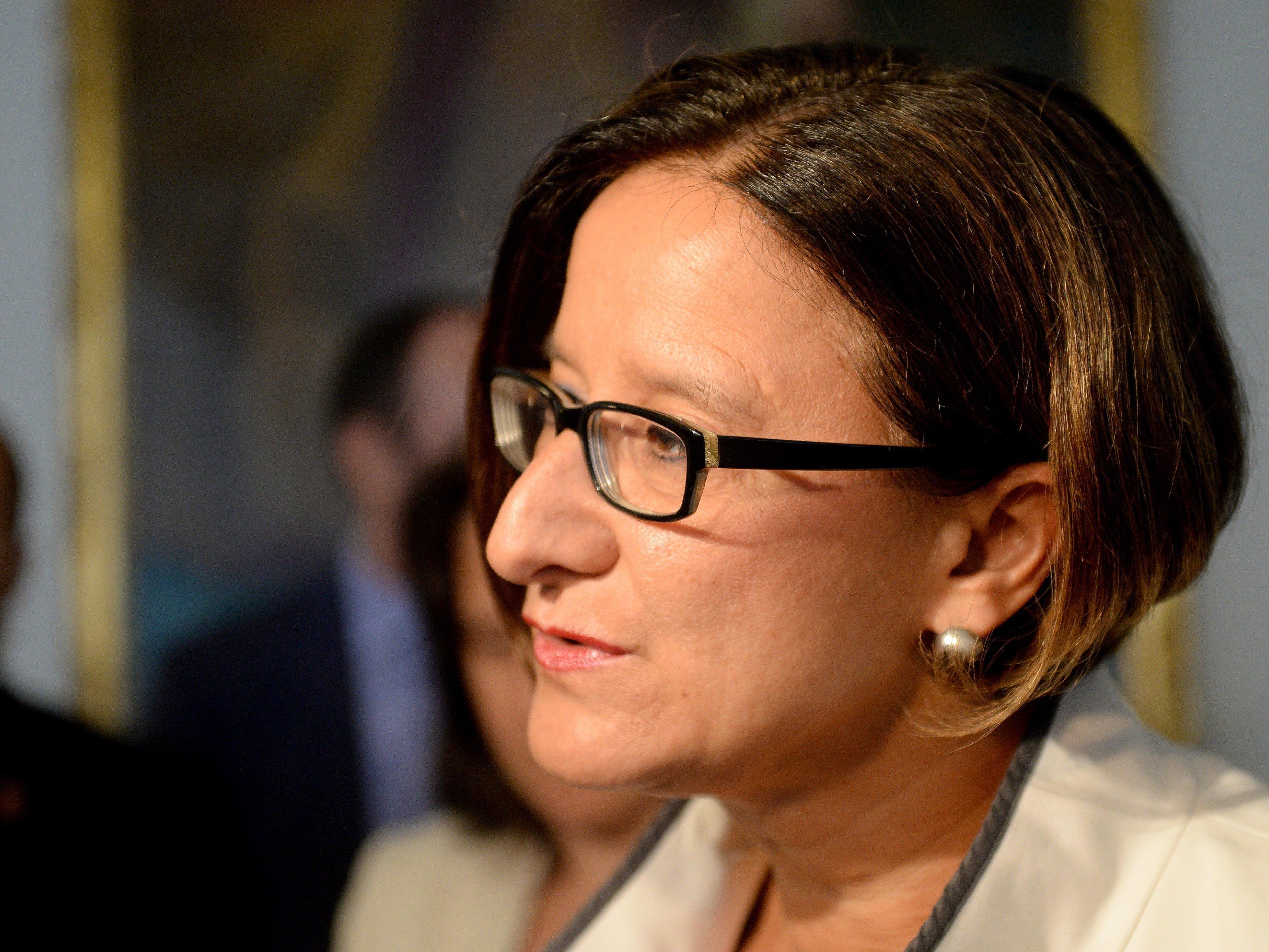 Innenministerin geht mit Nullquote in Debatte um Flüchtlingsverteilung in den Sonderrat