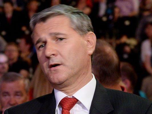 Die Wiener SPÖ steht angeblich geschlossen gegen rot-blau.