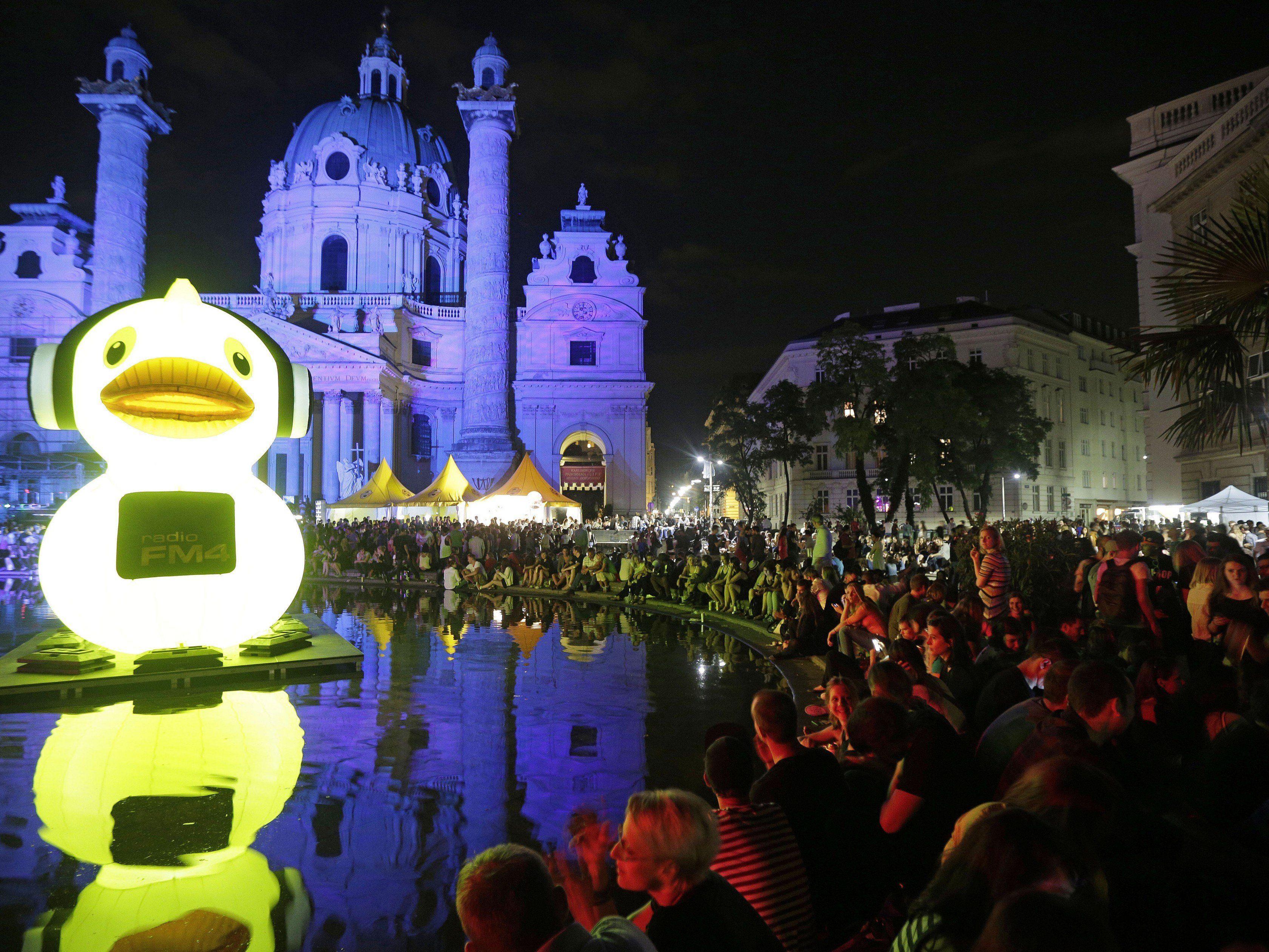 Ein Blick aufs Popfest des letzten Jahres.