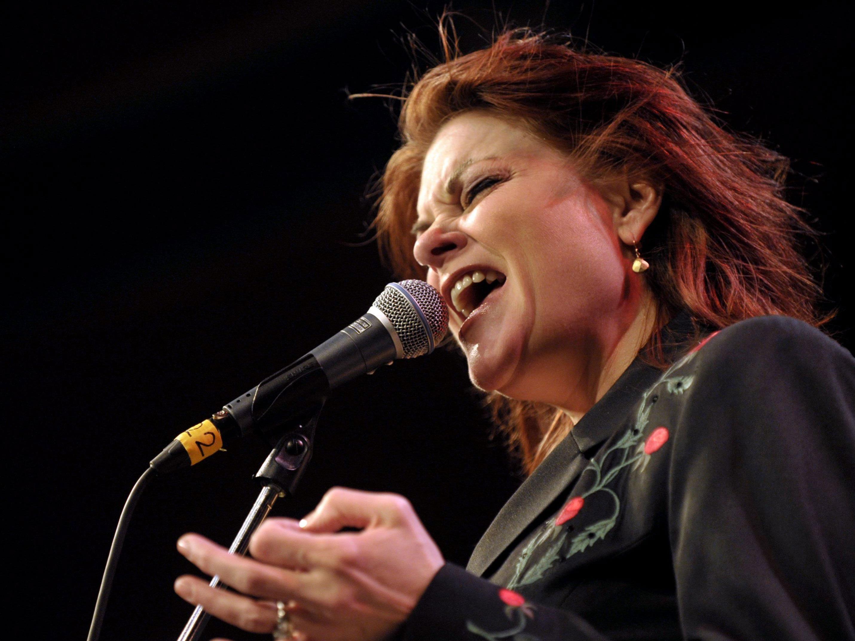 Rosanne Cash gab am Montag ihr Wien-Debüt in der Arena.