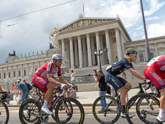 Heuer findet die Österreich Rundfahrt zum 67. Mal statt.