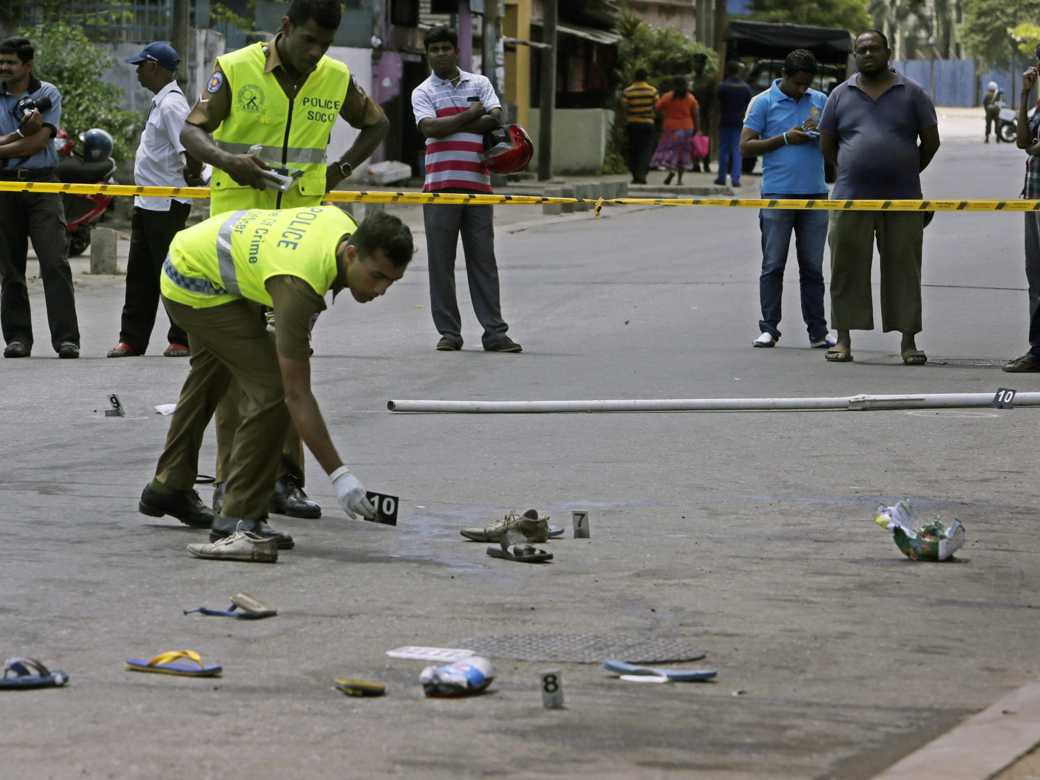 Eine Frau wurde getötet, 15 Verletzte