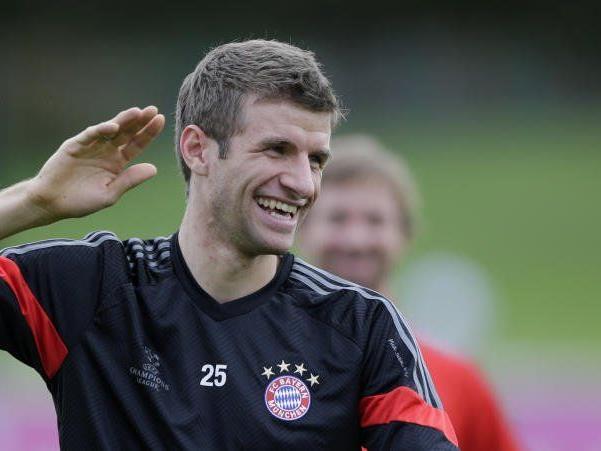 Müller bleibt den Bayern erhalten