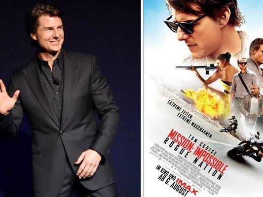 """""""Mission: Impossible 5″-Weltpremiere in Wien"""