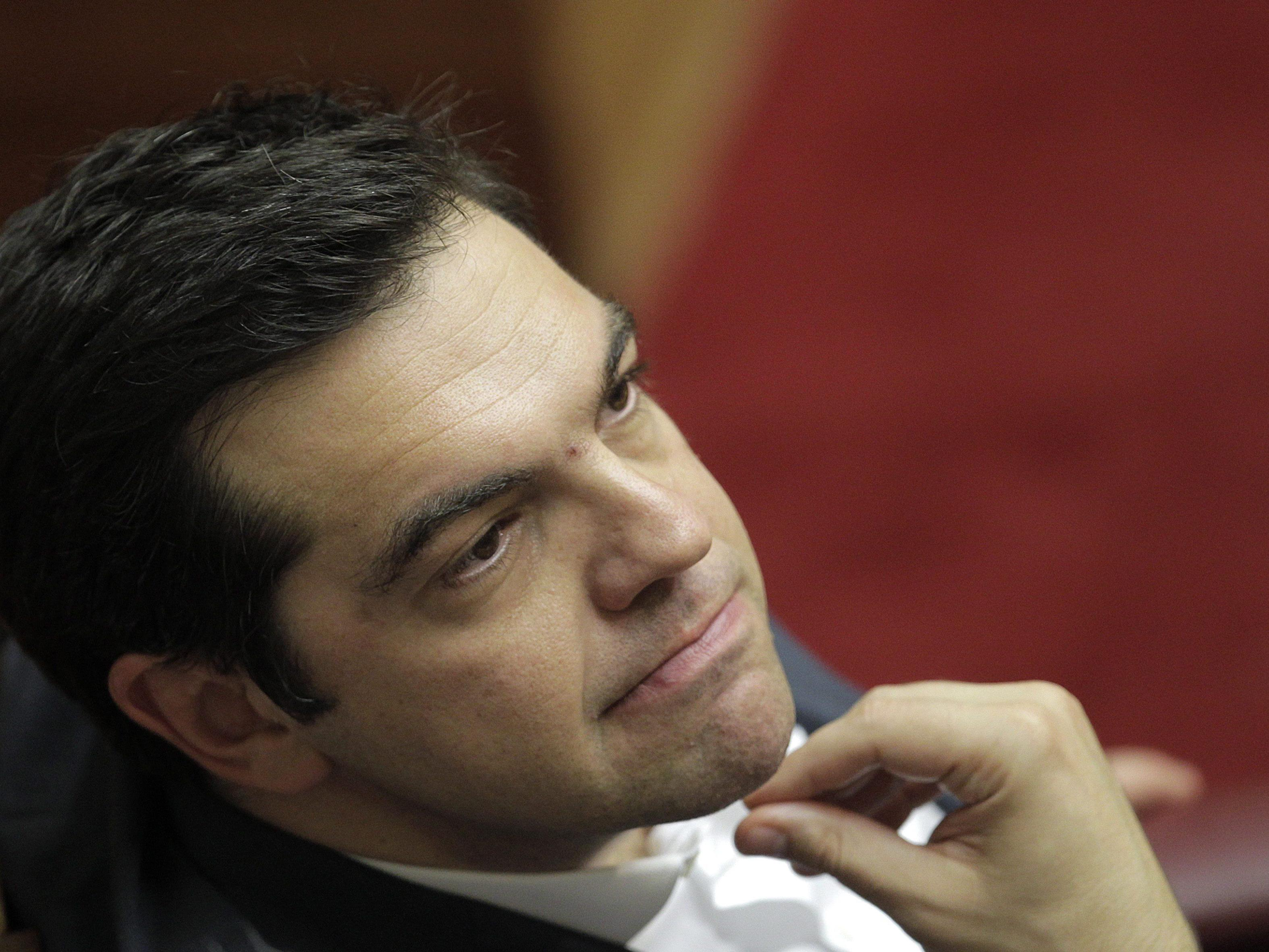 Fast 40 Syriza-Abgeordnete verweigern Tsipras die Gefolgschaft