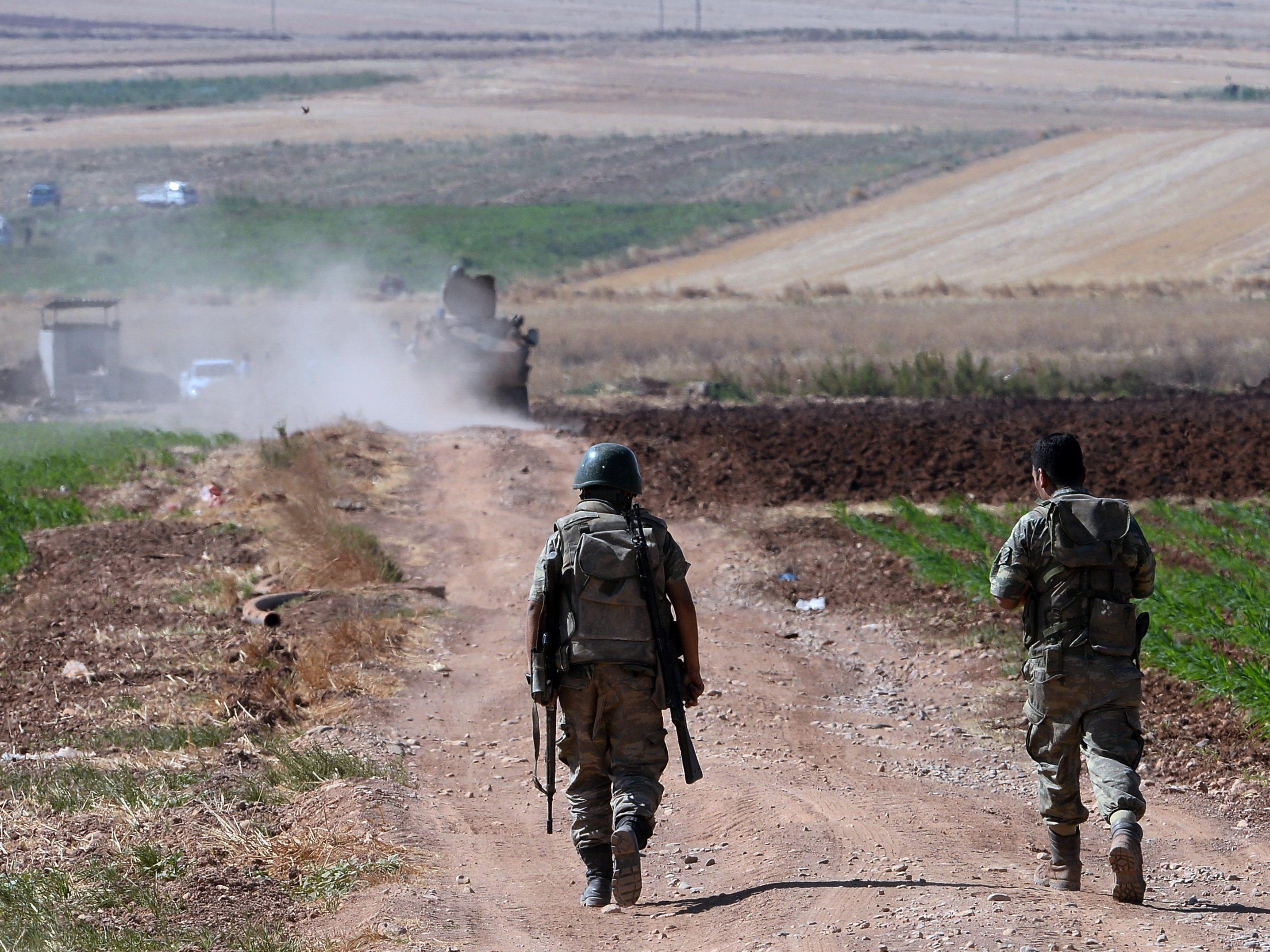 Für Ziel des Assad-Sturzes ließ Ankara Terrormiliz weitgehend freie Hand.