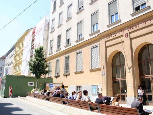 Schulzubauten: Neue Klassen für zwei Ottakringer Volksschulen