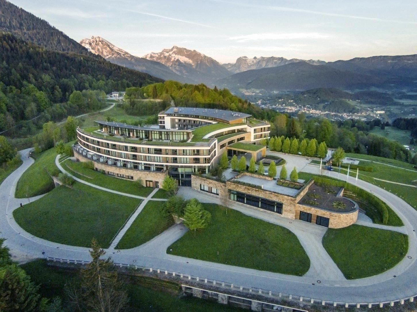 VIENNA.at verlost einen Luxus-Kurzurlaub im Kempinski Berchtesgaden.