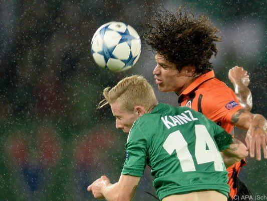 Florian Kainz brachte dieses Mal keinen Ball ins Tor