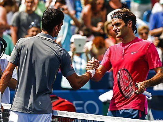 Federer bezwang Djokovic im Finale von Cincinnati