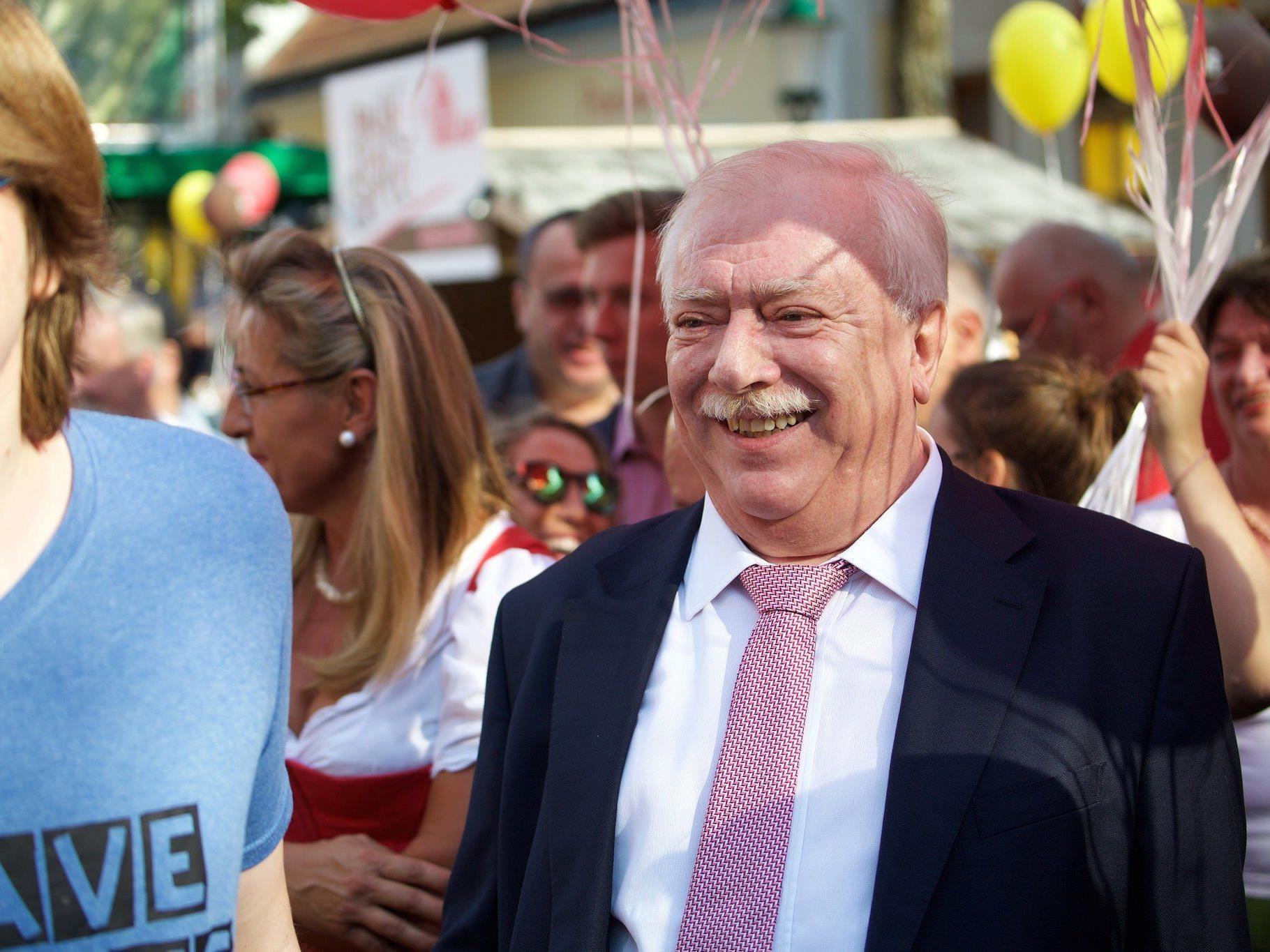 Am Samstag wurden die Stammersdorfer Weintage in Floridsdorf eröffnet.