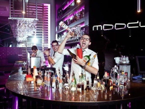Der Moody Club präsentiert sich als stilsicherer Club
