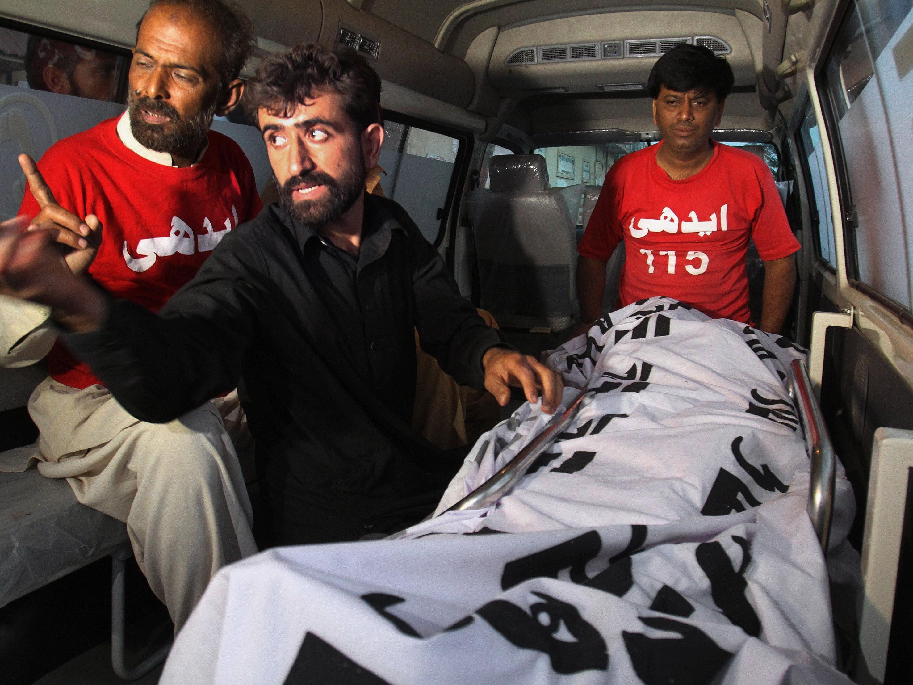 In Pakistan wurde ein Mann hingerichtet.