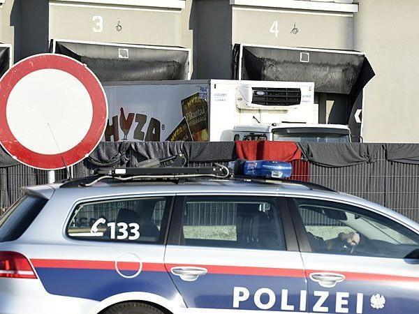 Nach dem Flüchtlingsdrama auf der A4 wurden die Kontrollen rund um die Grenzübergänge verschärft