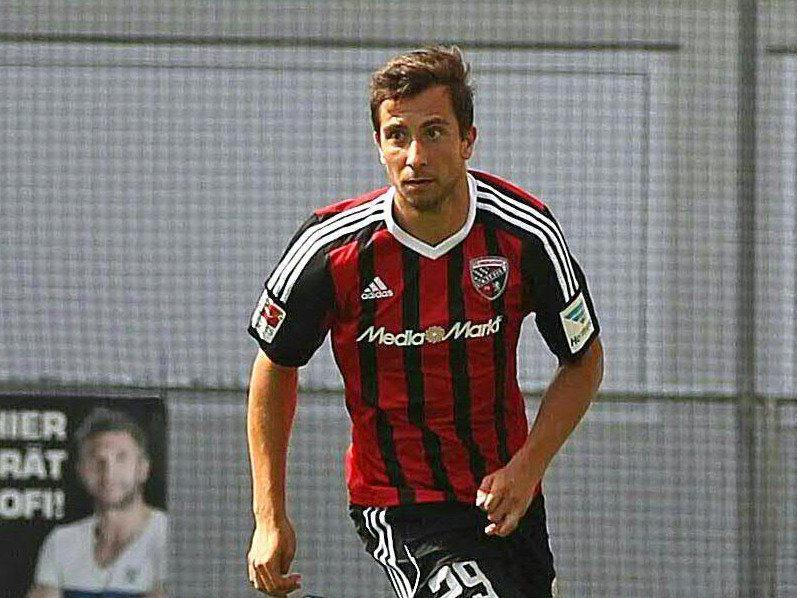 Markus Suttner dürfte am Samstag in der Ingolstädter Startelf stehen.