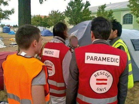 Die Menschen in Traiskirchen werden jetzt medizinisch versorgt.