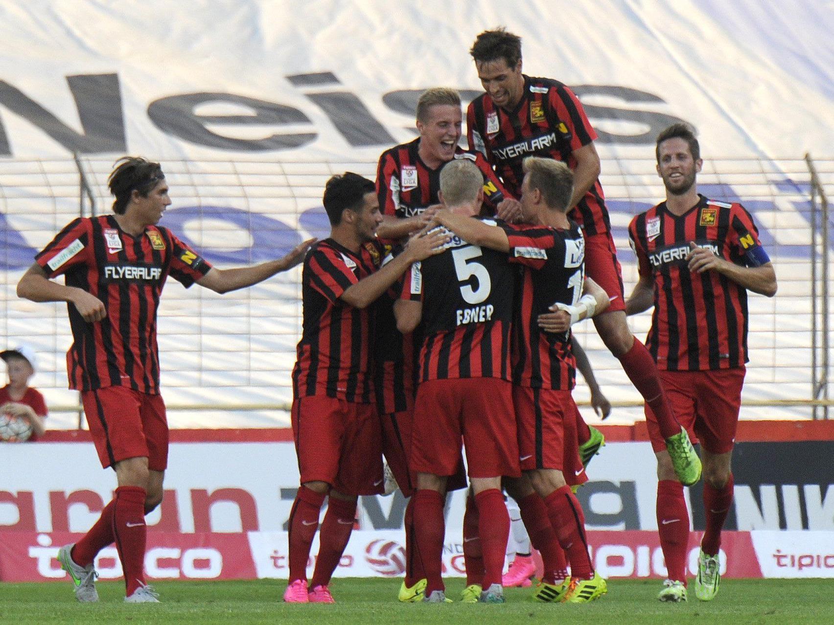 LIVE-Ticker zum Spiel SV Grödig gegen FC Admira Wacker Mödling ab 20.30 Uhr.