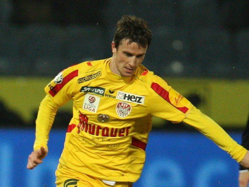 Robert Gucher (hier vor einigen Jahren im Kapfenberg-Trikot) freut sich auf die Serie A.