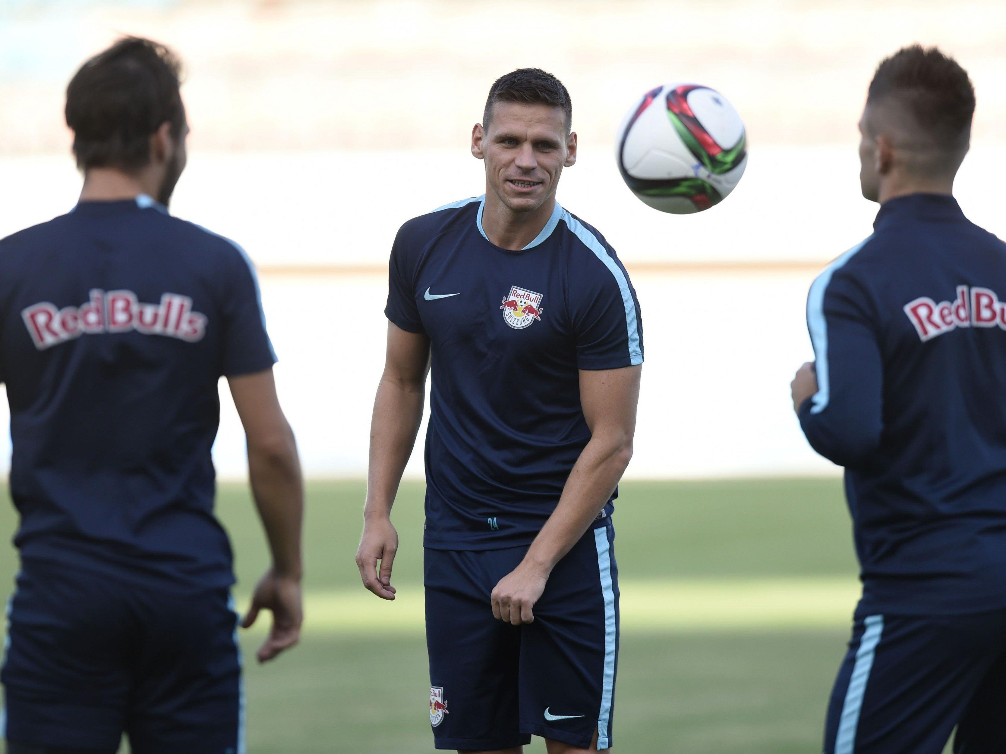 Red Bull Salzburg trifft im Europa LEague-Play-Off auf Dinamo Minsk.