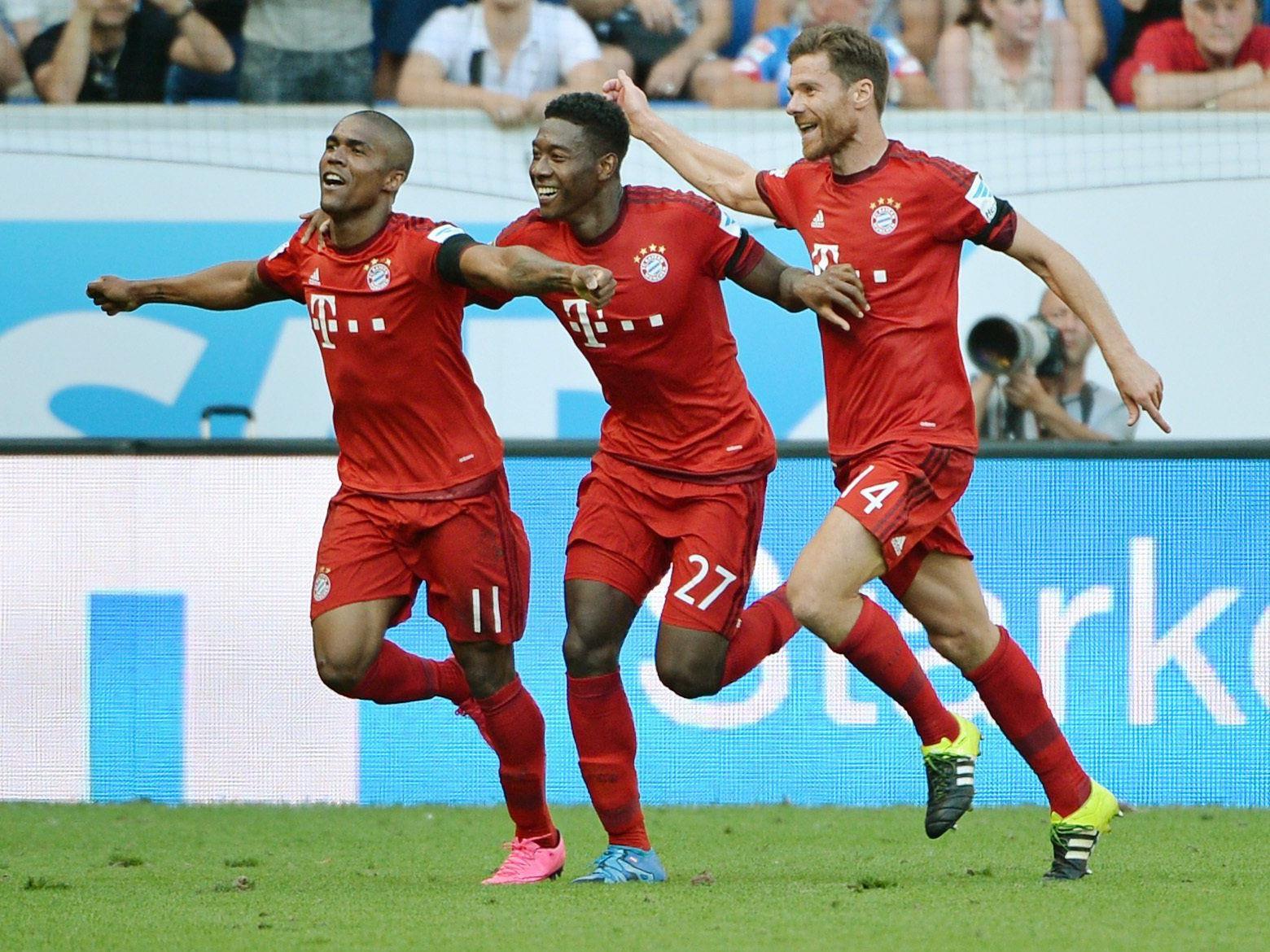 Bayern will zuhause in München gegen Bayer natürlich voll punkten.