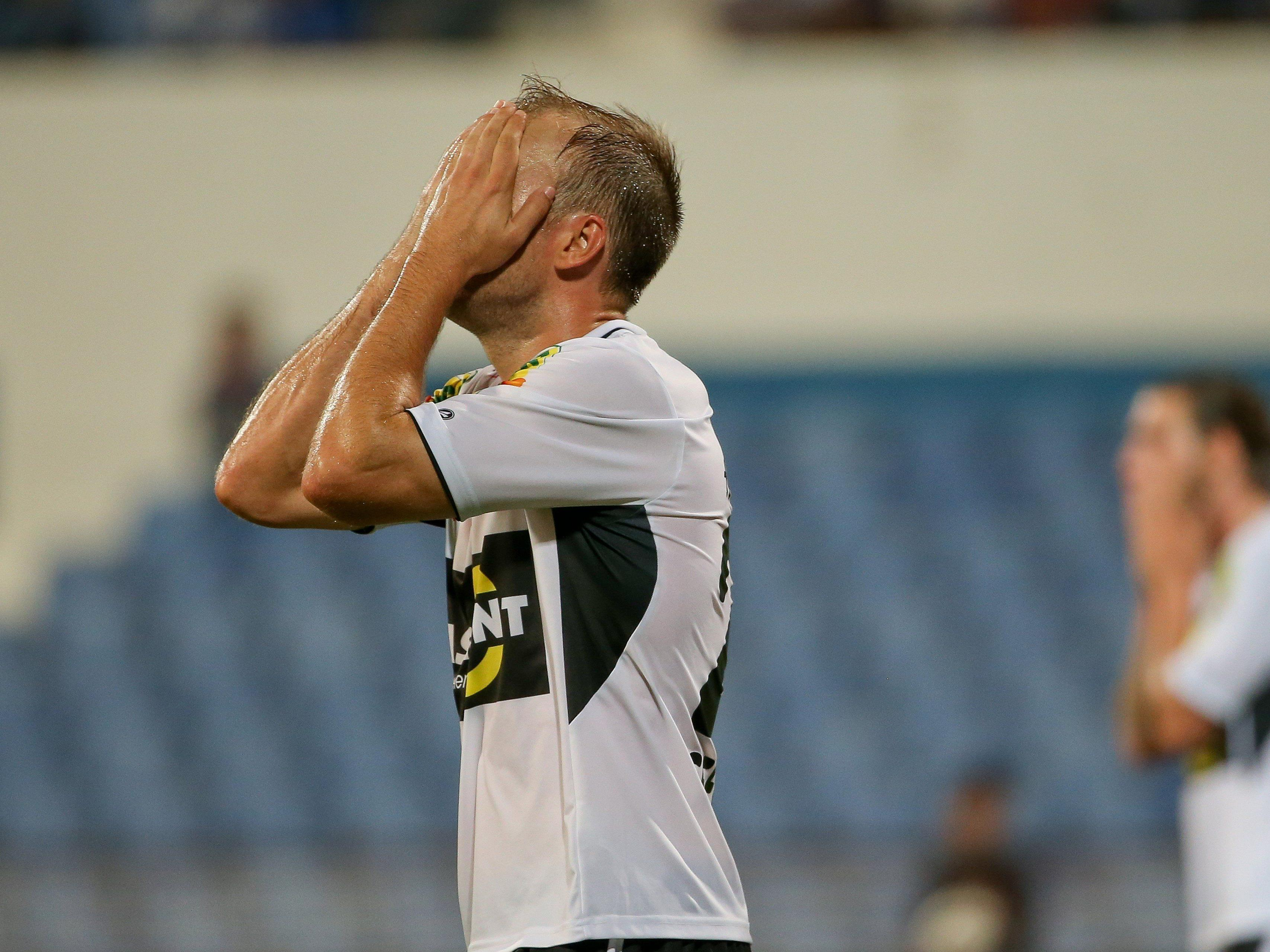 Altach verpasst EL-Gruppenphase - 0:0 bei Belenenses