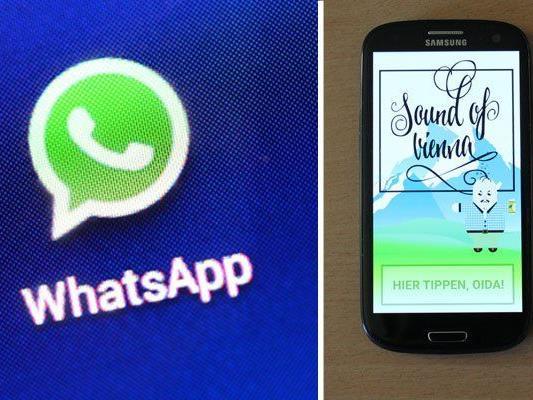 """Wien, wie es spricht: """"Sound of Vienna"""" via WhatsApp"""
