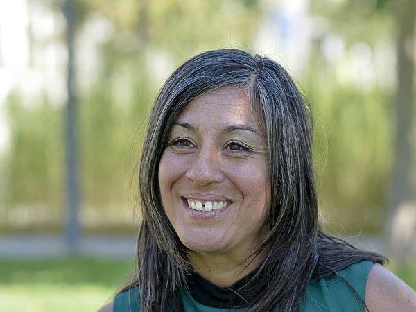 Vizebürgermeisterin Maria Vassilakou (Grüne)