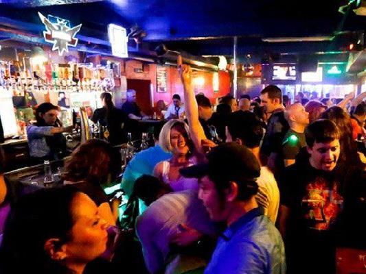 In der Coyote Bar wird viel getanzt -nur nicht zu Techno