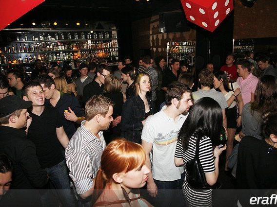 Die Partys im Opera Club florieren