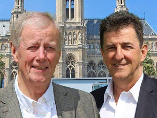 Die Bezirkspartei Wir für Floridsdorf präsentierte ihre Kandidatenliste für die Wien-Wahl.