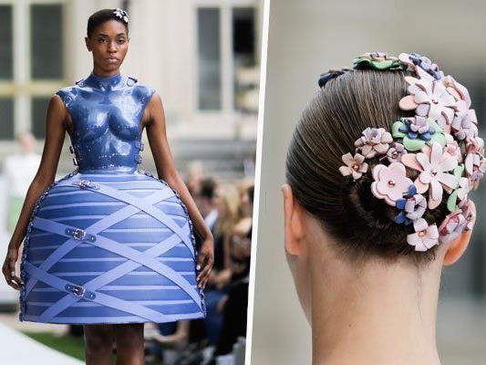 Senkrechtstarterin Hoermanseder eröffnet MQ Vienna Fashion Week.15
