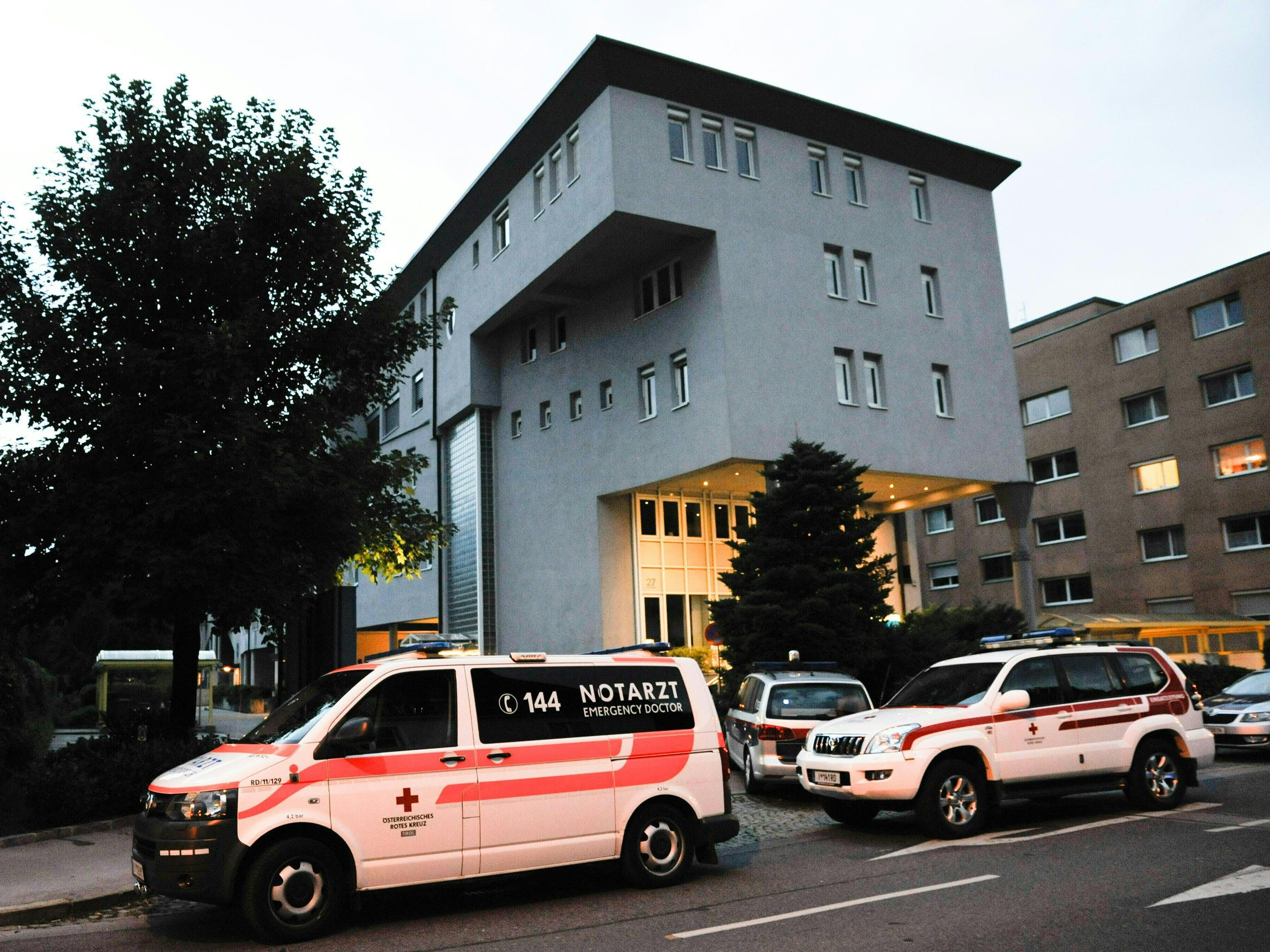 Innsbruck: 33-Jährige offenbar von Freund getötet.