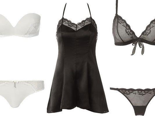 Im Herbst ist klassich-elegante Wäsche im Trend.
