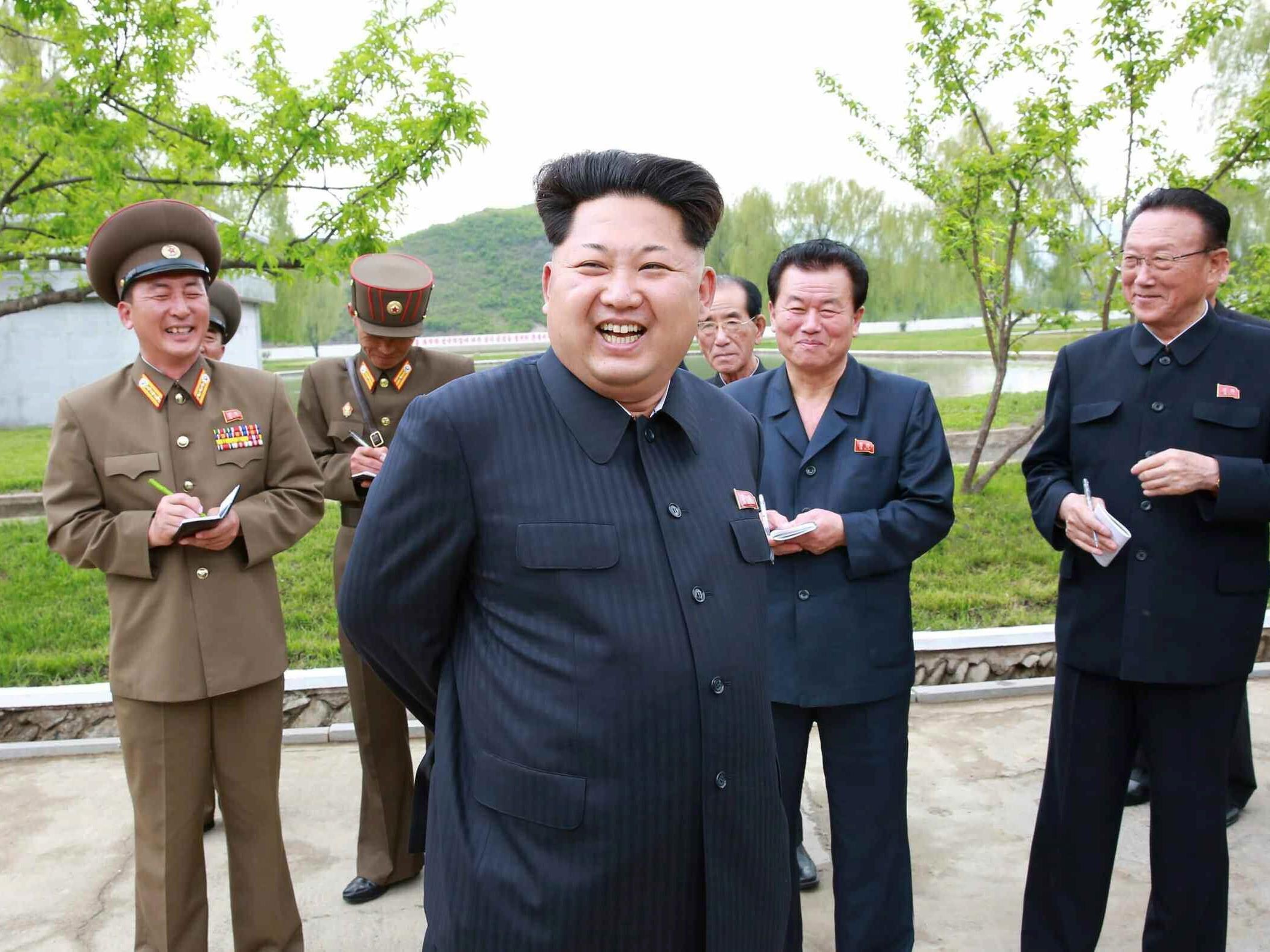 Kim Jong Un soll den Preis für Frieden, Gerechtigkeit und Menschlichkeit verliehen bekommen