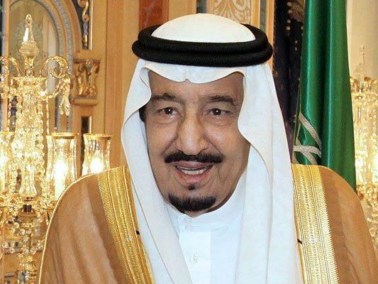 """König Salman sei """"sehr zufrieden"""" mit seinem Aufenthalt gewesen"""