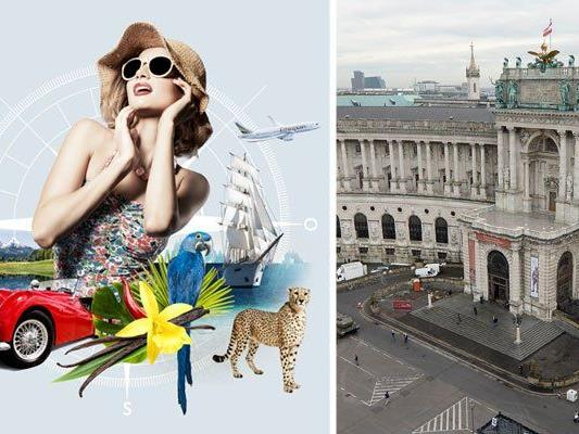 Spannendes und Stylishes zum Thema Reisen wartet beim ReiseSalon in der Hofburg