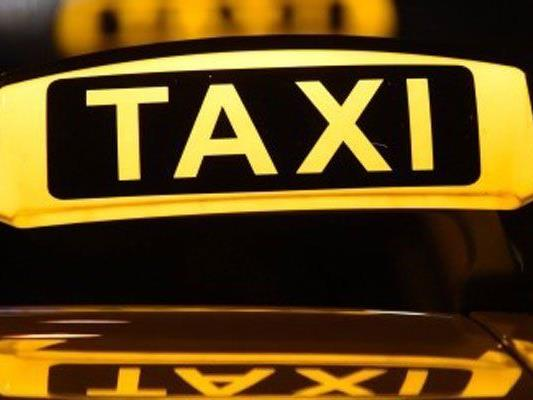 Ein Taxifahrer wurde in Floridsdorf brutal attackiert und schwer verletzt