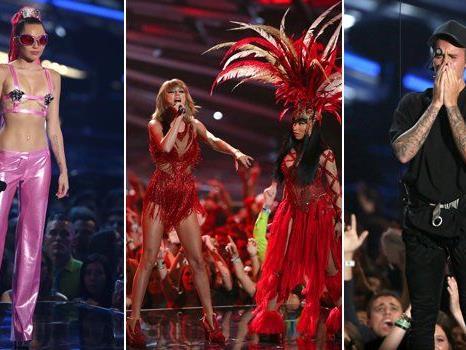 Das warend ie MTV Video Music Awards 2015.