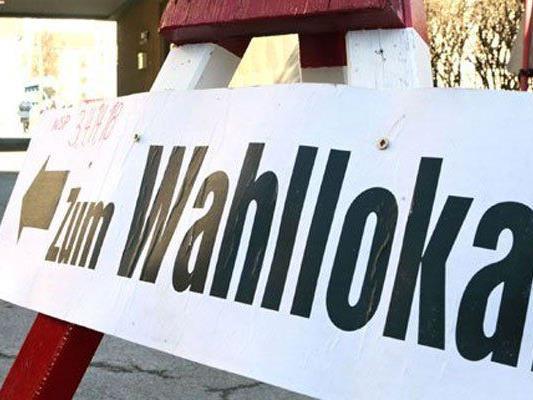 Fast 1.500 Wahllokale sind am 11. Oktober geöffnet.