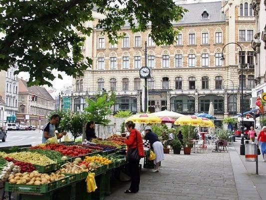 Tradition und Moderne treffen in Wien-Margareten aufeinander.