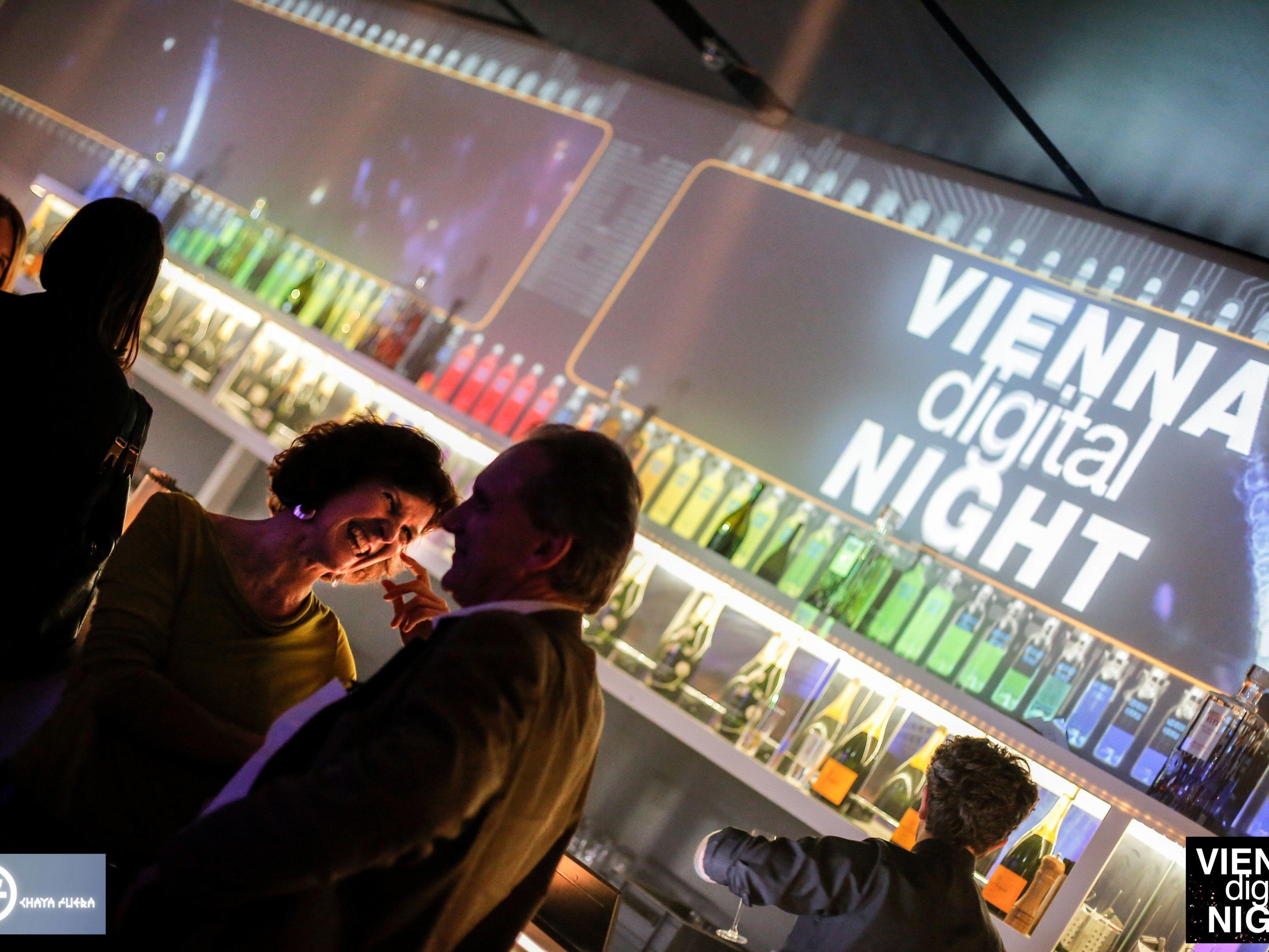 Fulminanter Herbstauftakt für die Vienna Digital Night