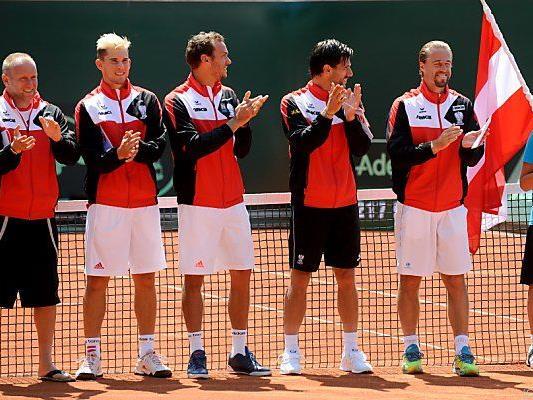 Davis-Cup-Team in Portugal nach Papierform Favorit