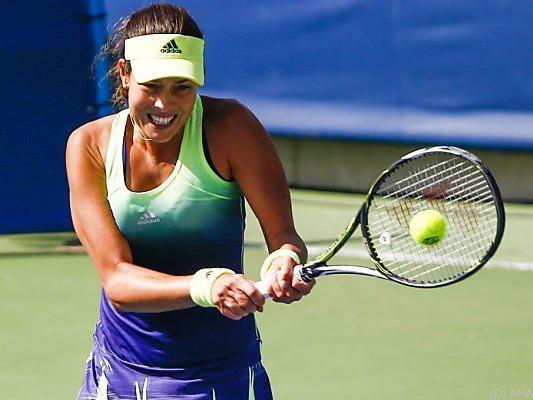 Ana Ivanovic wieder auf dem Weg nach oben
