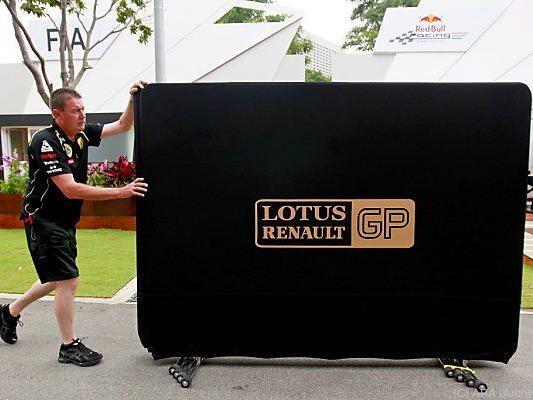 Renault strebt ein eigenes Formel-1-Team an