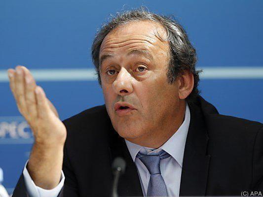 Michel Platini habe mehr Geld bezogen als bisher bekannt