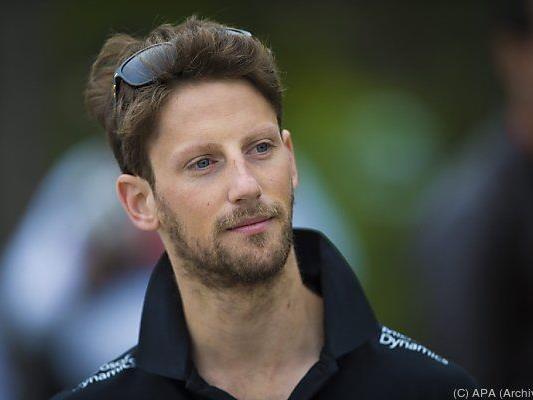 Romain Grosjean bestritt bisher 78 Grand Prix