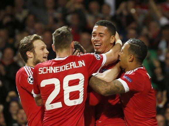 Manchester United feierte einen wichtigen Sieg gegen den VfL Wolfsburg.