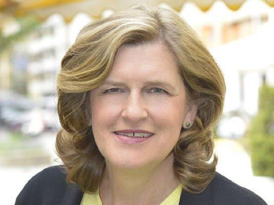 Susanne Schaefer-Wiery ist Bezirksvorsteherin von Wien-Margareten.